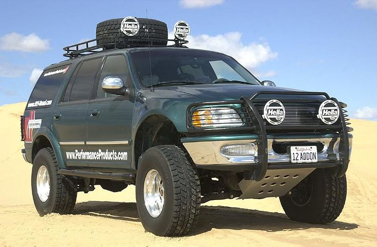 Ford Expedition 4x4 Off-Road - Bing images