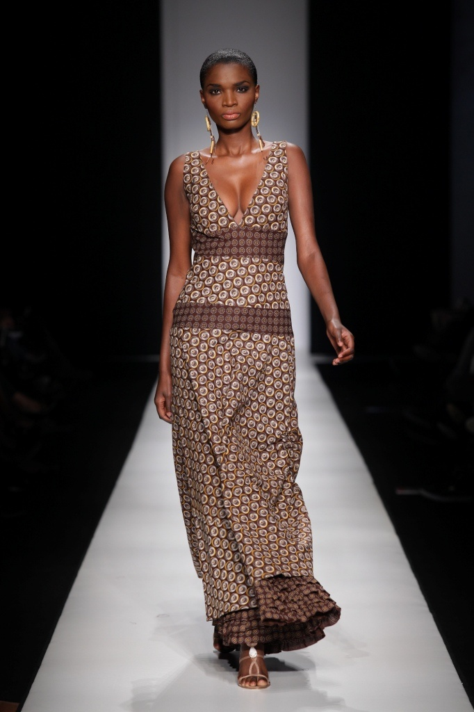 Shweshwe Design by Bongiwe Walaza #AfricaFashion #AfricanPrints