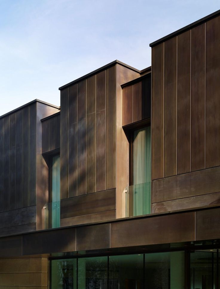 Architectural Bronze Cladding By Astec Astec