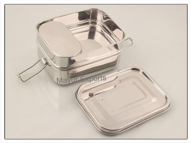 Нержавеющая Сталь Lunch Box/Бенто Коробка/Tiffin Поле-Коробки и ящики для хранения-ID товара::50006570285-russian.alibaba.com
