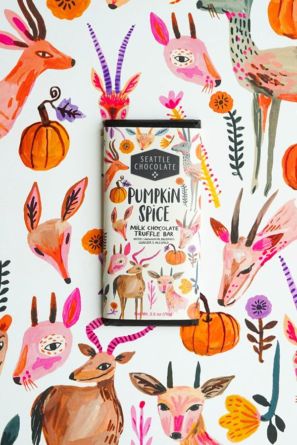 Artisan Chocolate Bars Have Illustrated Packaging That Looks Too Good to Unwrap… Almost