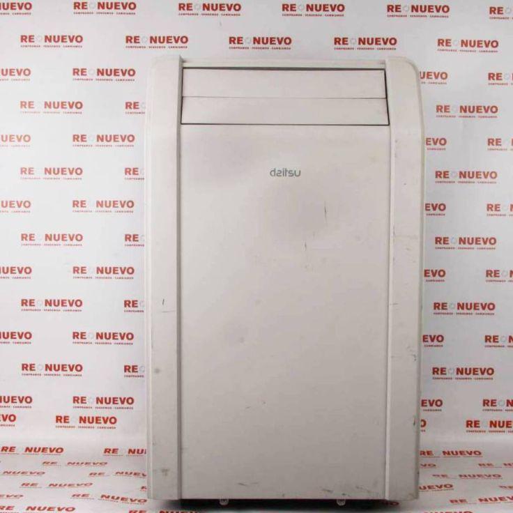 Aparato de aire acondicionado DAITSU APD 12-AN E270416 # Calefactor# de segunda mano# DAITSU