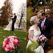 Årets första månadens brudpar på Nygifta.nu. Från Malmö. God Fortsättning.  Fler brudpar och mycket mer om bröllop hittar du på www.nygifta.se