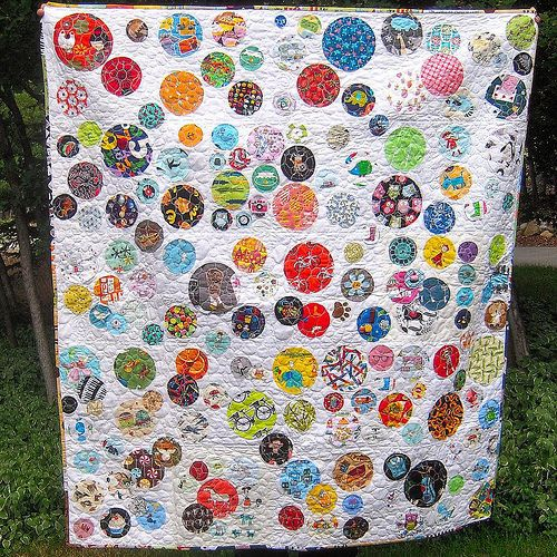 My #humilitycircle goodstitches I-Spy quilt is done!  It turned out SO AWESOME!  Thanks to the ladies in #humilitycircle  More pics on the blog! | Flickr - Photo Sharing!