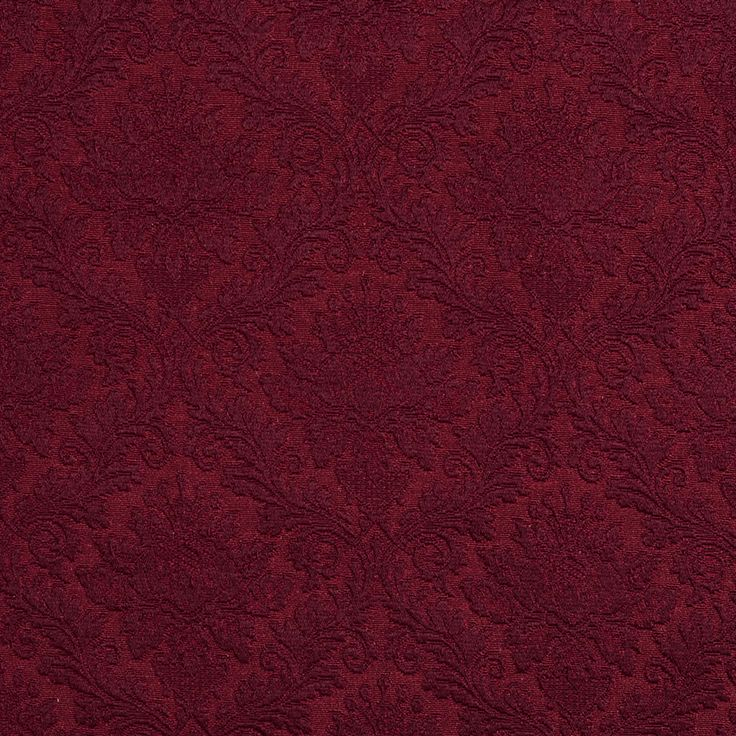 The K6647 WINE/CAMEO upholstery fabric by KOVI Fabrics features Heirloom or Vintage pattern and Burgundy or Red or Rust as its colors. It is a Brocade or Matelasse, Damask or Jacquard type of upholstery fabric and it is made of 75% cotton, 25% polyester material. It is rated Exceeds 35,000 Double Rubs (Heavy Duty) which makes this upholstery fabric ideal for residential, commercial and hospitality upholstery projects. This upholstery fabric is sold increment or by yard. For help Call…