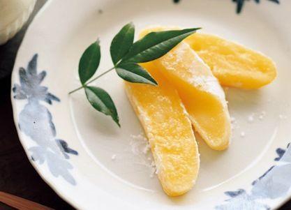 秋田銘菓「バターもち」、おうちで再現してみない?【オレンジページnet】プロに教わる簡単おいしい献立レシピ