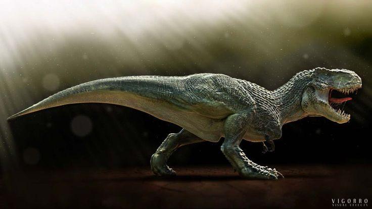 Vastatosaurus Rex from King Kong
