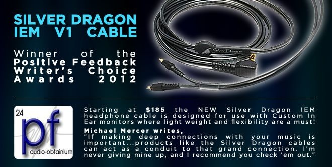 Best High End Custom IEM Upgrade Cable for JH11, JH13, and JH16 Custom IEM's!