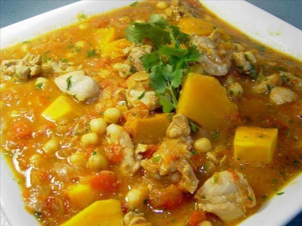 Autumn Chicken Stew Recipe - Food.com - 75360