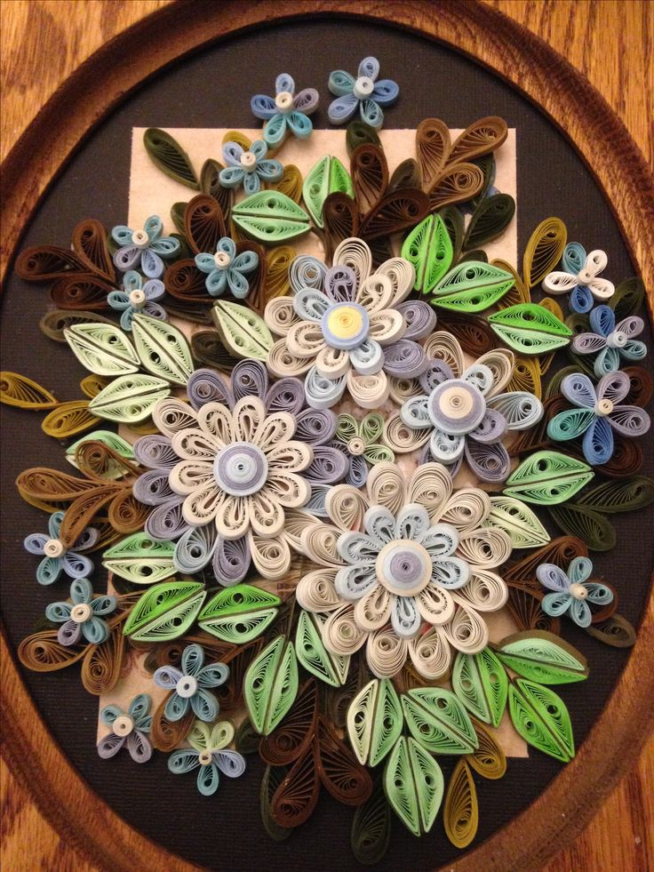 464 best images about quilling on pinterest paper for Paper quilling work