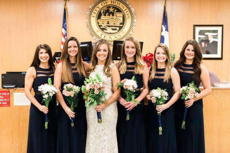 1400 Lubbock Street, Houston, TX Courthouse Wedding - no stress, low budget wedding - Wedding Photos - Courtney Leigh Photography - www.courtneyleighphoto.com