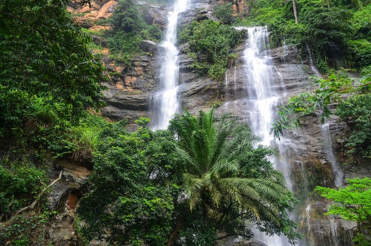 Kpime togo waterfall - Google Search