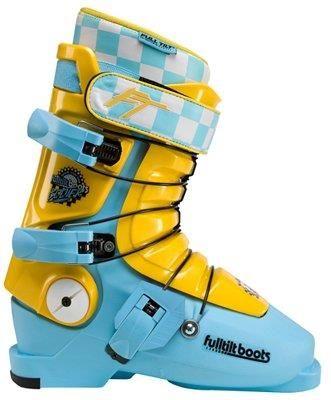 Ботинки горнолыжные с задним входом