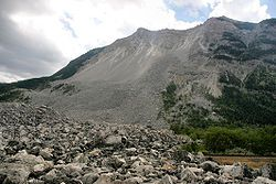 Always loved to stop & visit Frank Slide, AB.  Hard to imagine the aftermath in 1903.