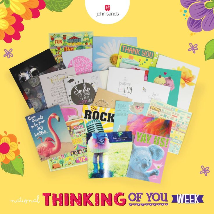 How to win all these cards? Simple: go to your nearest participating newsagent, buy a Thinking of You Week card and upload a creative image of the card and the receipt here: http://spr.ly/6184BsYhK and perhaps you will be the lucky winner! #TOYW #Johnsands #greetingcard