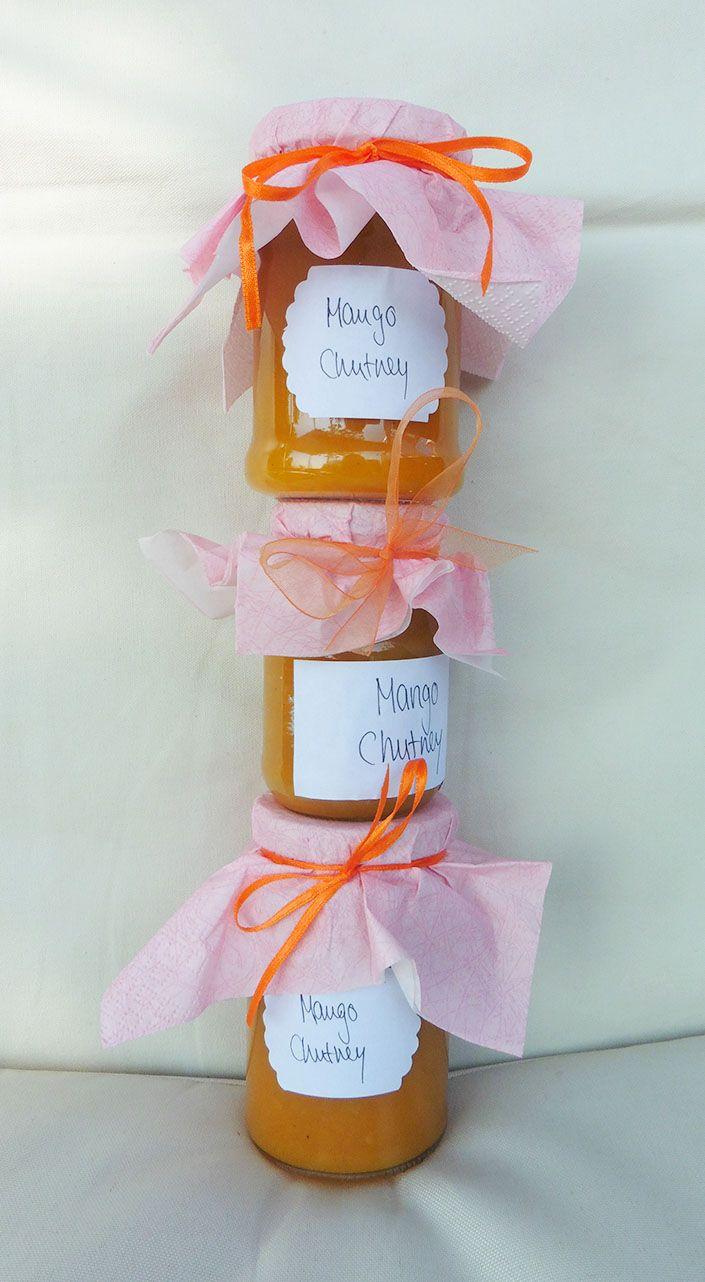 Rezept für ein super leckeres und einfaches Mango Chutney