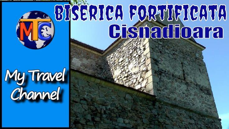 Saxon Fortified Church from Cisnădioara (Biserica Fortificata din Cisnad...