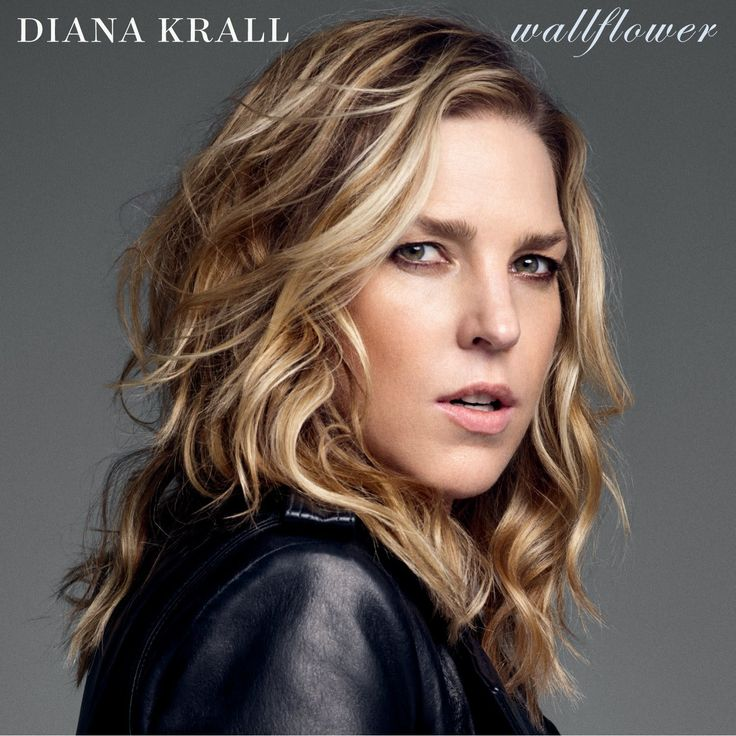 "Diana Krall - the great Jazz Vocalist/Pianist covers 'I'm Not In Love' from her album ""Wallflower"" - YouTube"