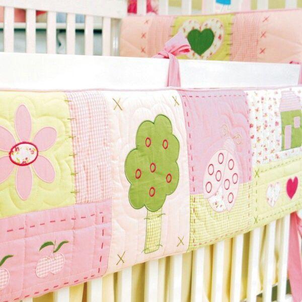 Kit Berço para decorar quarto de bebê4