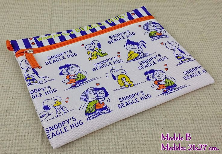 Cartuchera Snoopy-02a