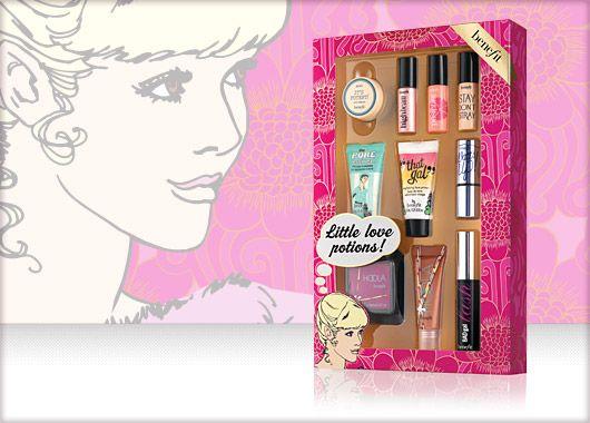 little love potions - Benefit Cosmetics $36