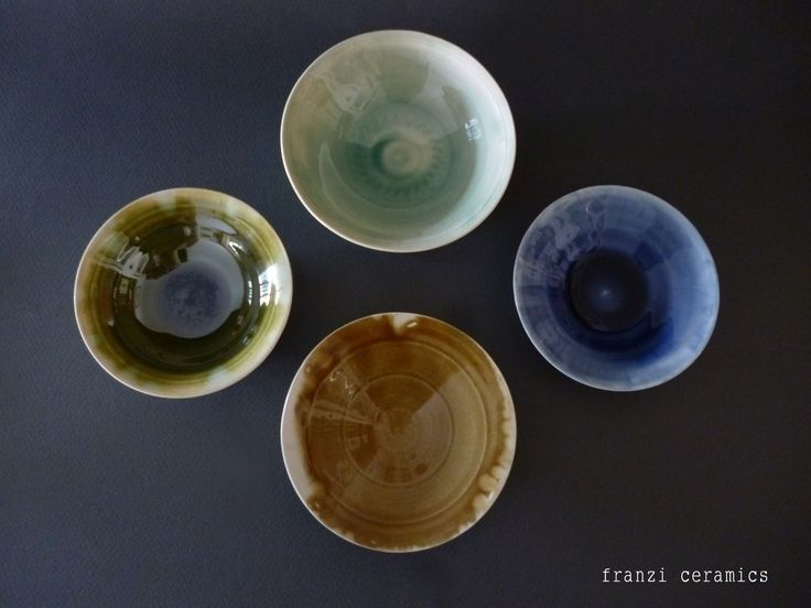 franzi  ceramics. #franziceramcis #porcelaincolours #glazes