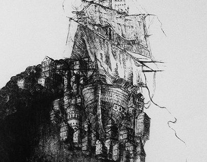 """Check out new work on my @Behance portfolio: """"Etching"""" http://be.net/gallery/41768161/Etching"""