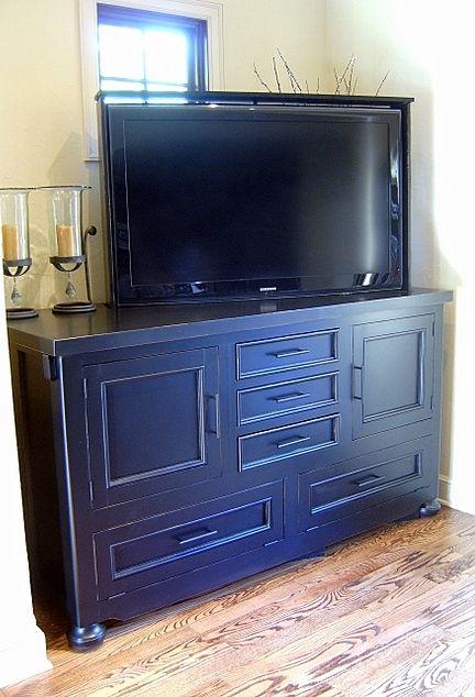 12 best images about tv lift furniture on pinterest. Black Bedroom Furniture Sets. Home Design Ideas
