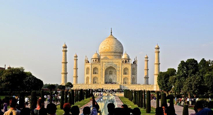 Taj Mahal / Beautiful / Stunning place