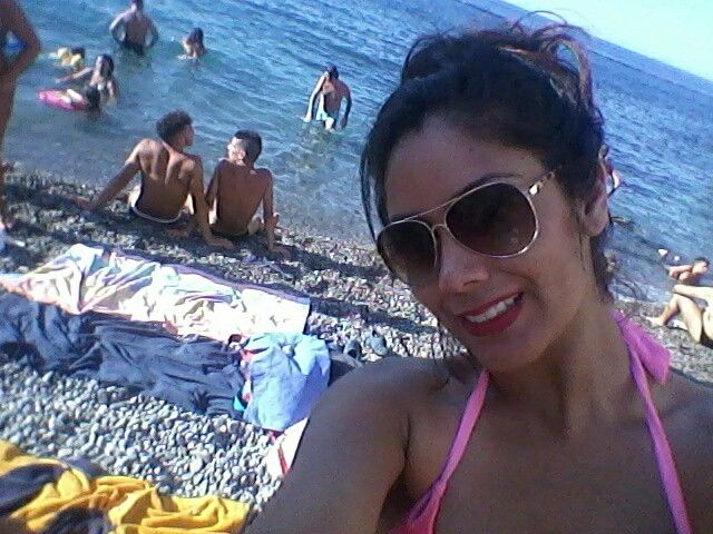 La playa en Costiera Amalfitana