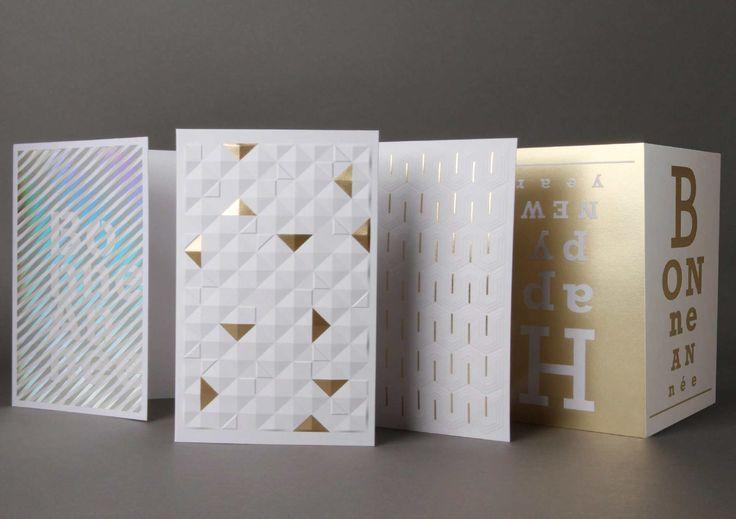 Kanea pour Le Bon Marché : collection A/H (cartes et enveloppes)