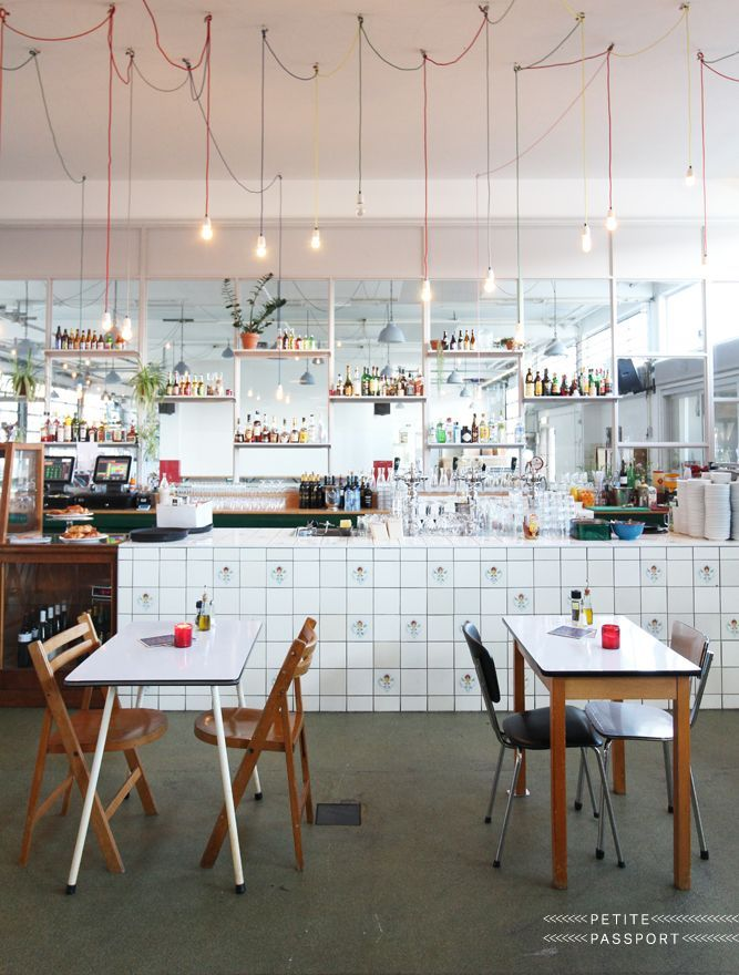 I love hospitality concepts in an industrial environment.This hotel is…