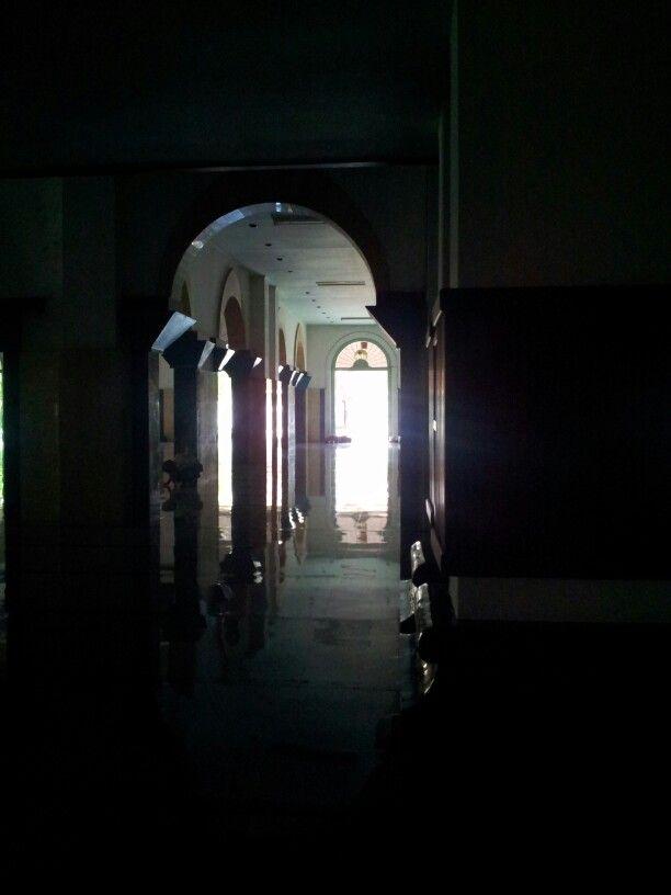 Koridor Masjid