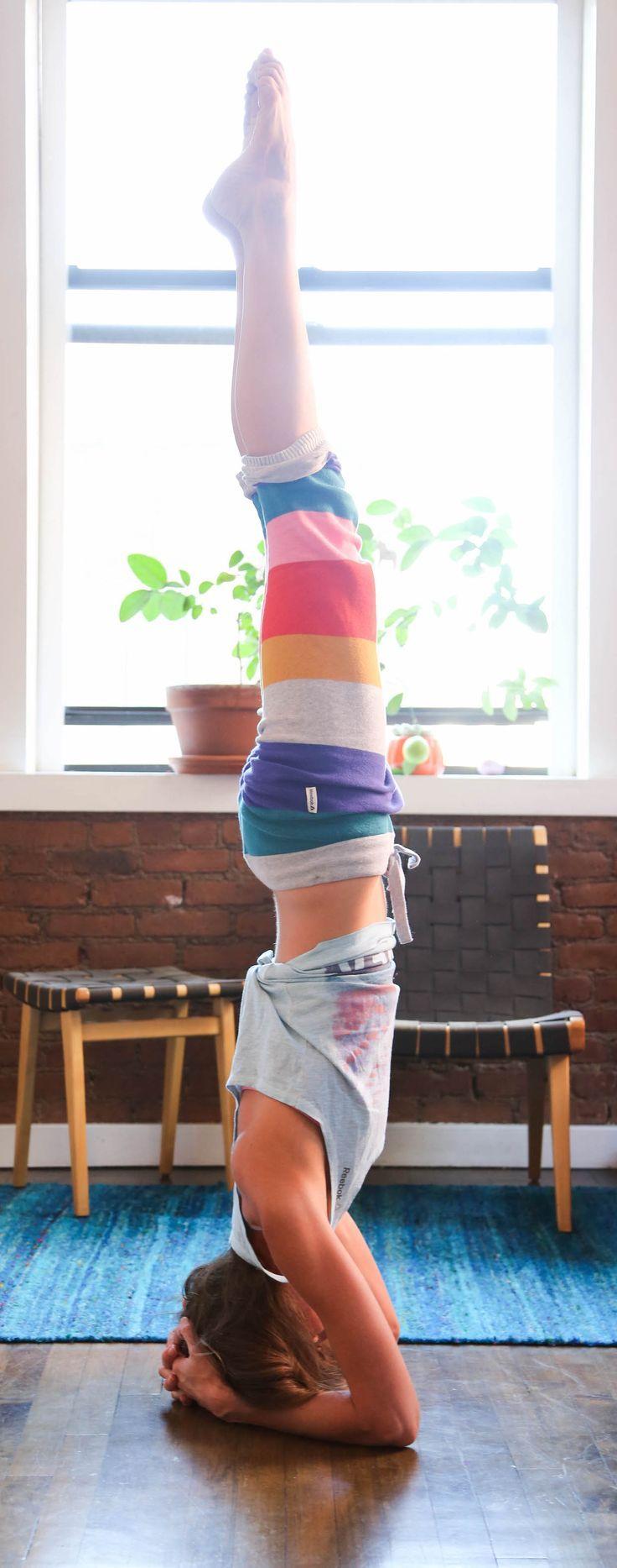 Yogi Tara Stiles Moisturizes By The Bucketloads: And Says Coffee Isn't So Ba...