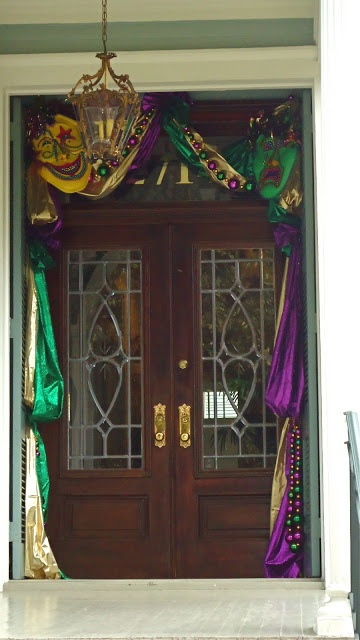 Carnival Season Is In Full Swing Here In New Orleans. Just Have A Mardi  Gras Party!