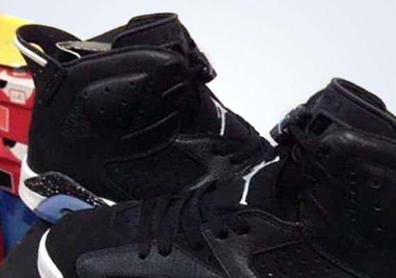 2014 New Jordan 6 oreo Shoes For Sale Online http://www.theblackrerto.com