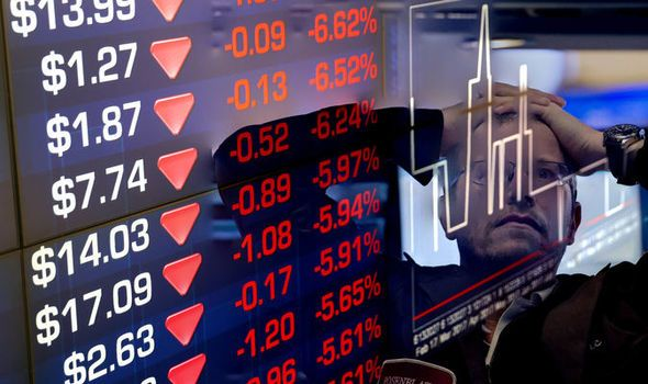 Dow Jones crash: Why global markets are down today - stock markets PLUNGE on opening