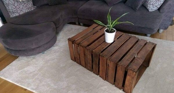 These attractive wooden pallets plans will able to craft a unique design single sofa, a fabulous-looking outdoor furniture set, a wonderful as well as stylish L shape sofa with middle table for your terrace area and much more. Now enhance the beauty of your place with these thought-provoking reused wood pallets ideas.