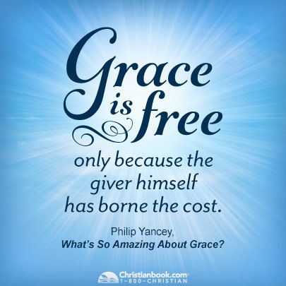 Philip Yancey, What's So Amazing About Grace? #grace