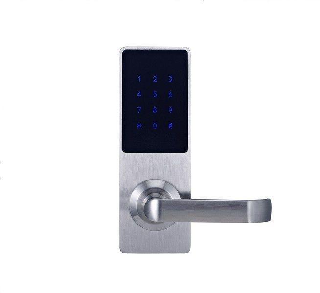 Digital Keyless Home Door Lock Touchscreens Smart Lock Smart Door Locks Electronic Lock
