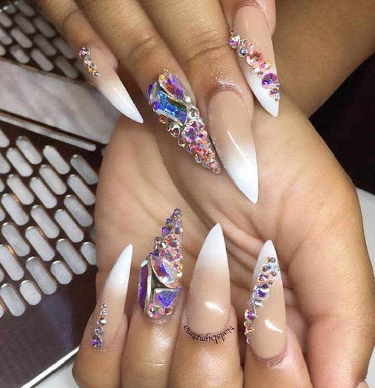 273 best Nail idea\'s images on Pinterest | Accent nails, Cute nails ...