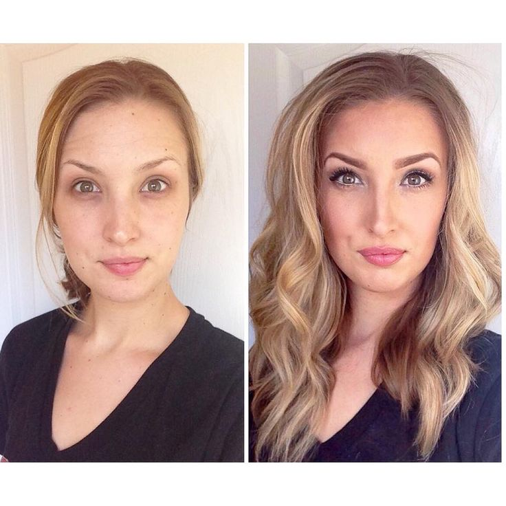 blush before and after. younique before and after using all products. here\u0027s how: glorious primer \u0026 powder blush
