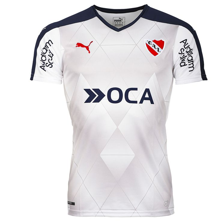 CAMISETA ALTERNATIVA PUMA INDEPENDIENTE AWAY II 2016 - dexter