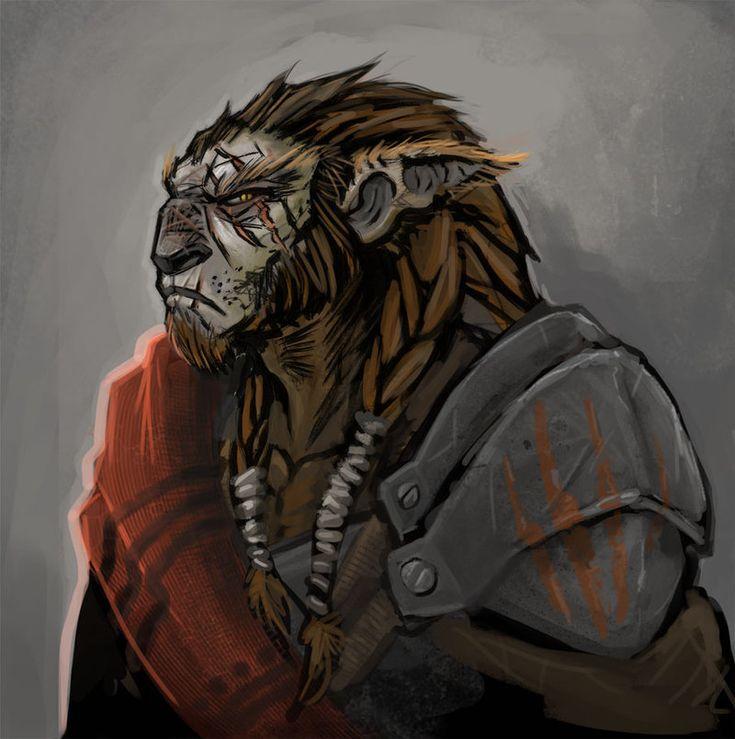 Beast dude by Parkhurst.deviantart.com on @DeviantArt