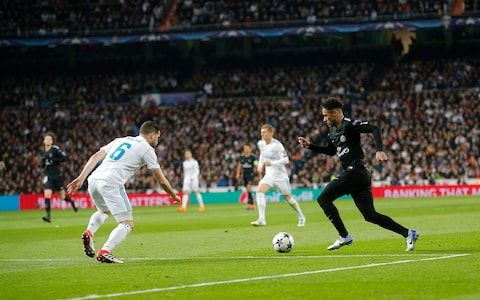 Real Madrid vs PSG, Champions League: live score updates. http://www.telegraph.co.uk/football/2018/02/14/real-madrid-vs-psg-champions-league-live/