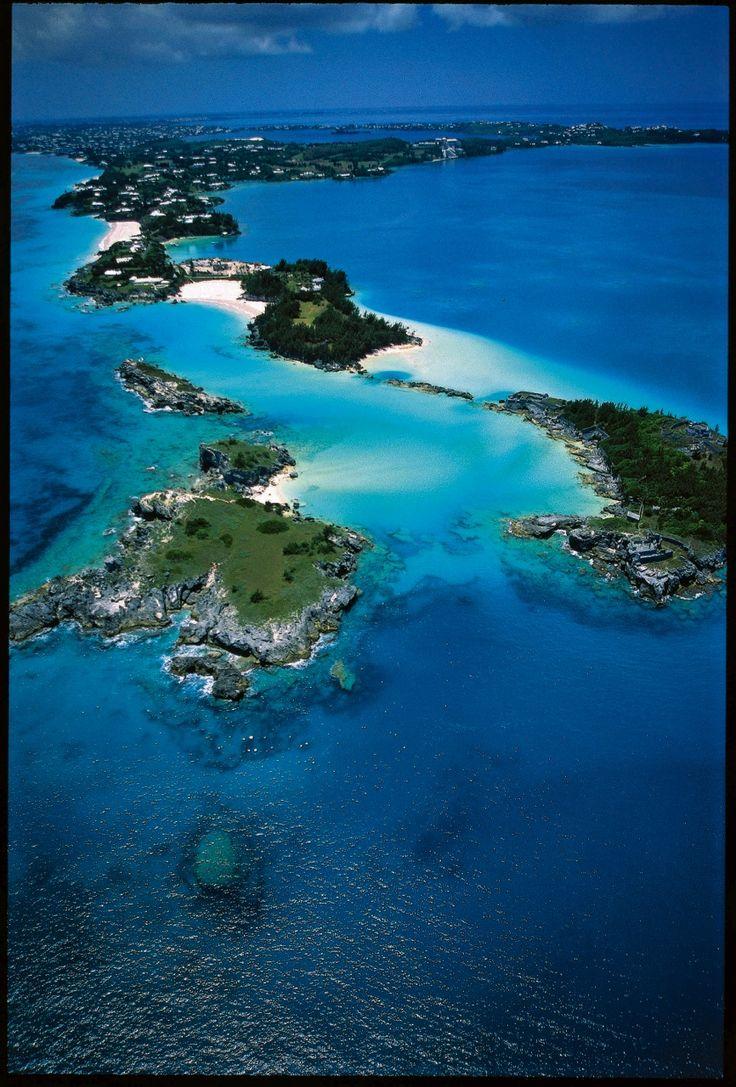 Charles and Castle Islands, east end Bermuda. scott stallard