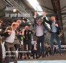 Jump! for your business - event photography, evenementen fotografie zakelijke gelegenheden, incl. fotoboek, eigen ontwerp http://www.blurb.com/user/store/MeRy71  www.Artstudio23.com