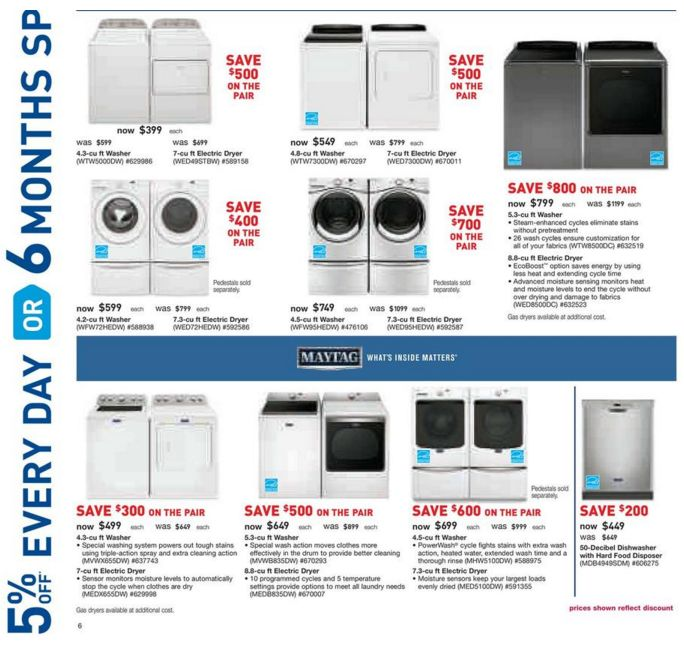 Lowe's Pre-Black Friday Sale Ad - Raining Hot Coupons