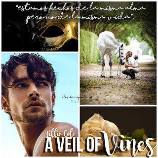 A Veil Of Vines, de Tillie Cole  Reseña: https://goo.gl/b6fEbJ