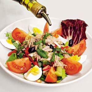Recept - Rijkgevulde salade ni�oise - Allerhande